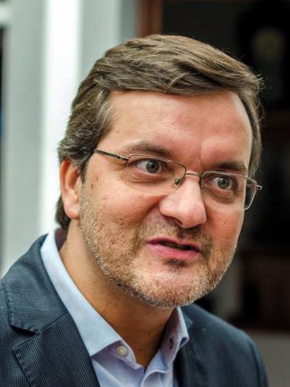 José Andrade Deputado no Parlamento dos Açores