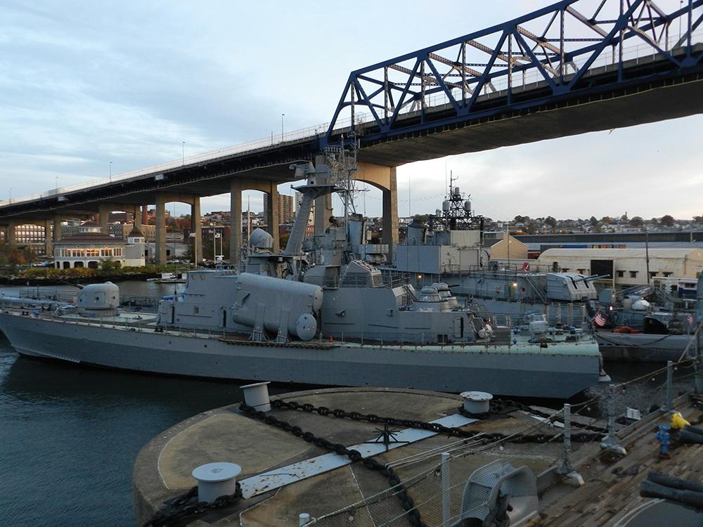 Battleship cove 1