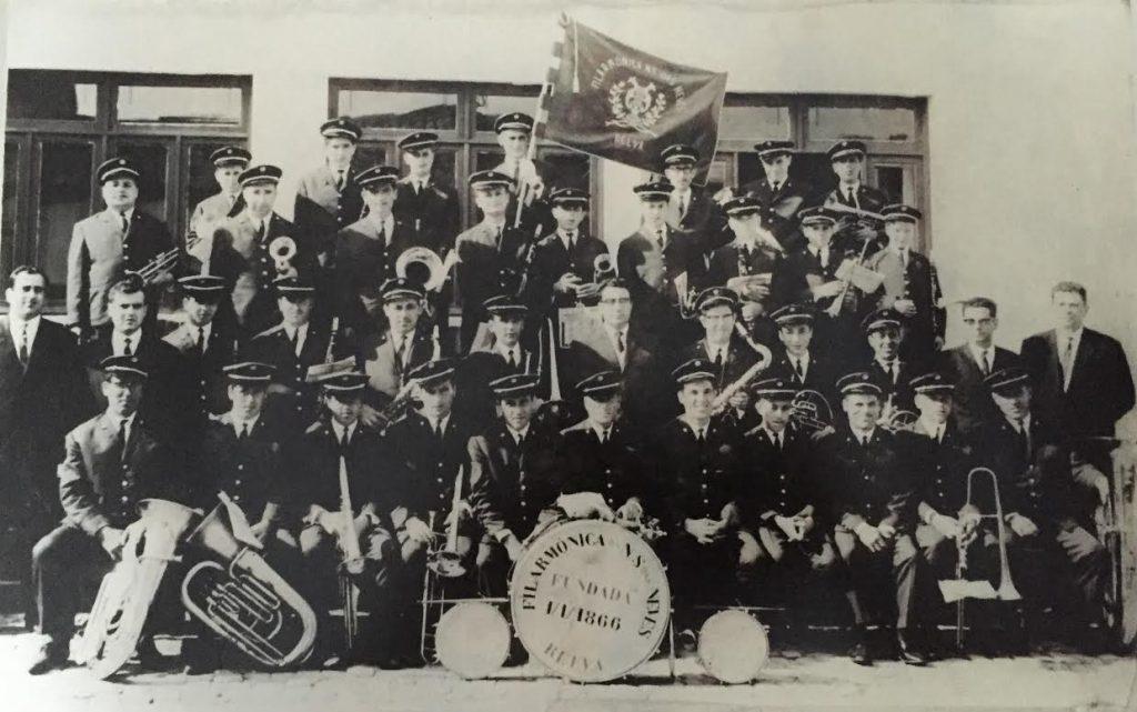Centenario da banda da Relva