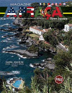Capa - Magazine Praça - MAIO 2019
