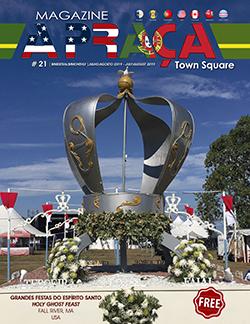 Capa - Magazine Praça - JULHO 2019